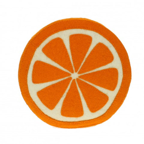 Orange Slice Wall Decoration