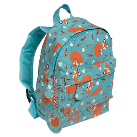 Rusty The Fox Mini Backpack by Rex