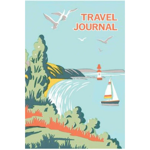 Travel Coastal Getaway Journal