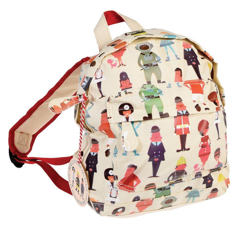World of Work Mini Backpack by Rex