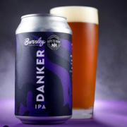 Burnley Brewing x Hops to Home collab - Danker IPA