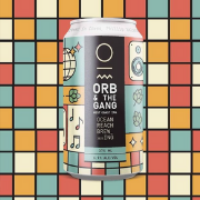 Ocean Reach x Hops to Home collab - Orb and the Gang West Coast IPA