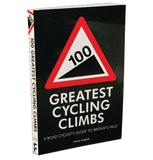 100 Greatest Cycling Climbs book