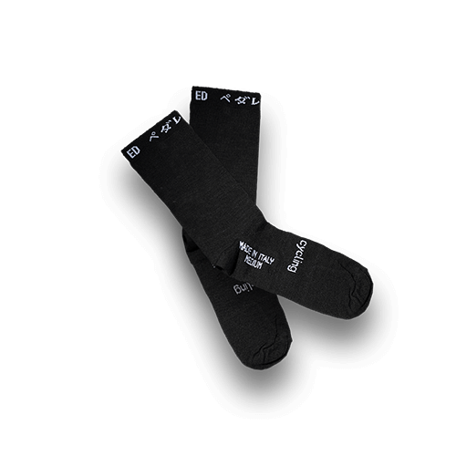 Pedal Ed Merino Winter Socks