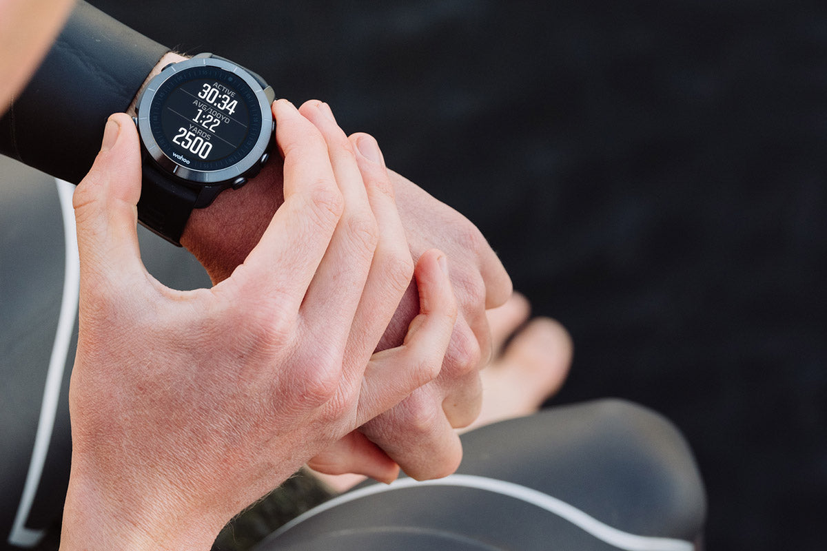 Three reasons why the Wahoo Rival Multisport Watch is perfect for cyclists