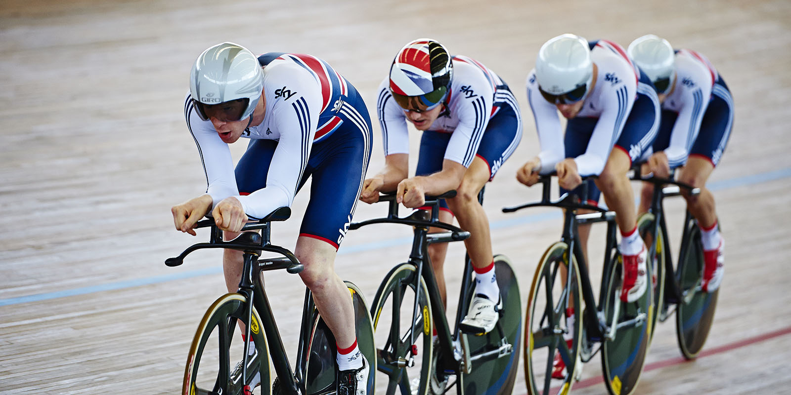 Great Britain in Team Pursuit