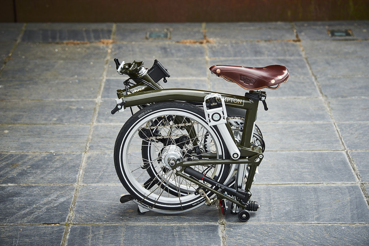 Brompton team up with Barbour – Condor Cycles 77dbd2338