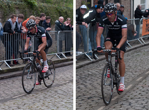 Kristian House at Durham Tour Series
