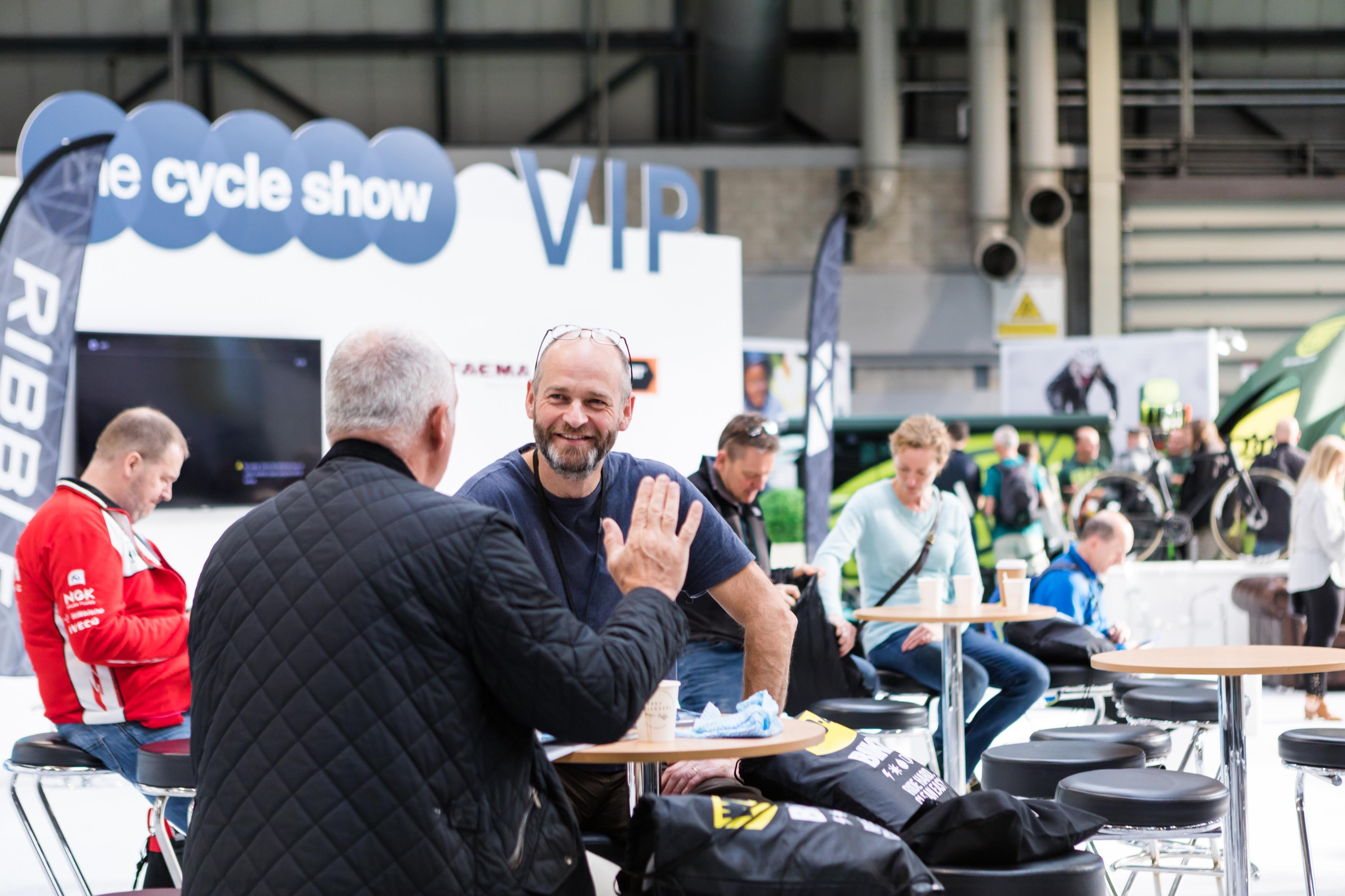 The Cycle Show is back for 2019