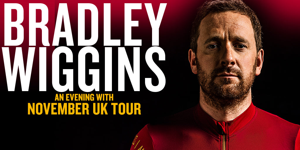 Bradley Wiggins: UK Tour
