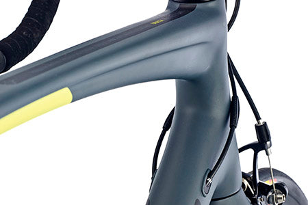 Baracchi tapered head tube