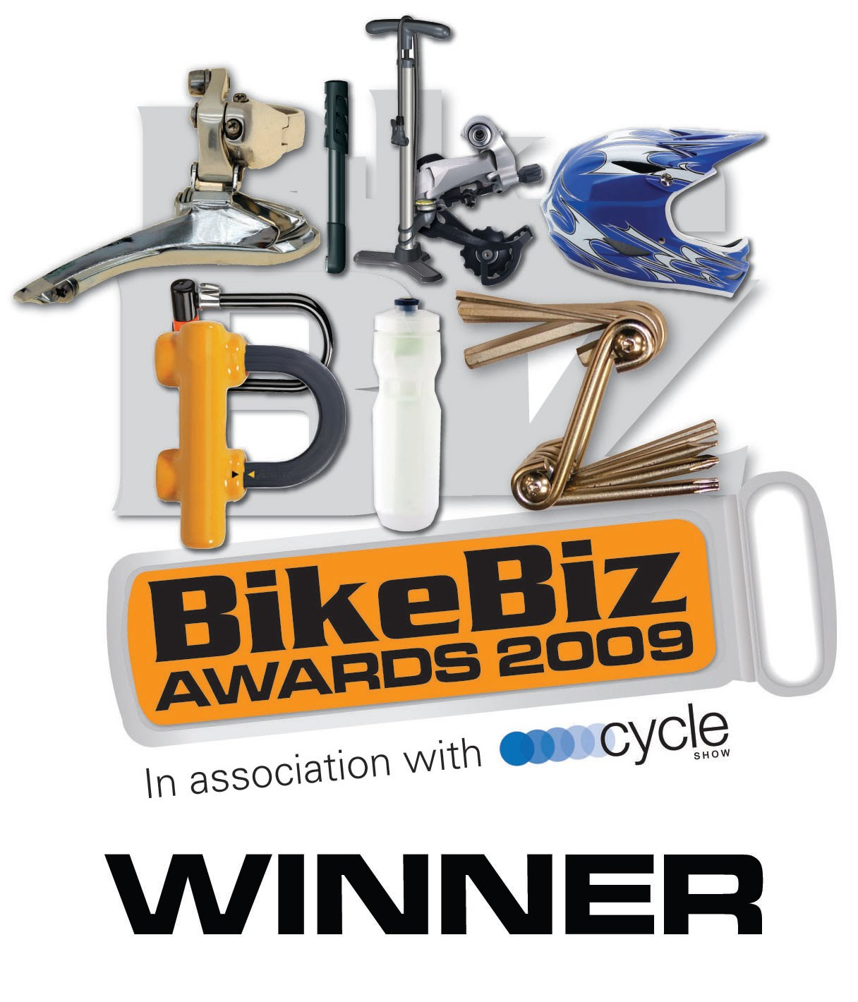 BikeBiz Awards 2009 Winner