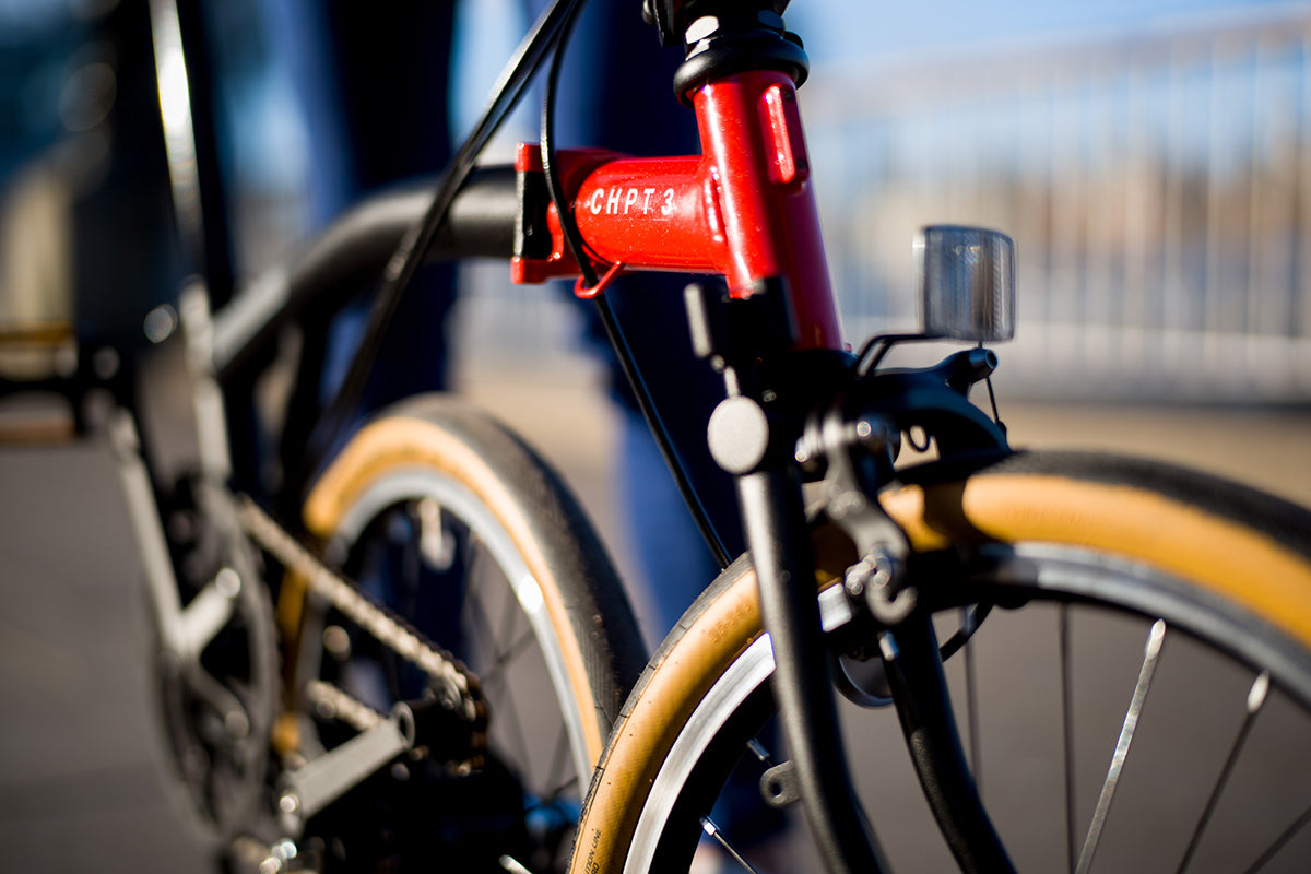 Brompton s new CHPT3 bike gets race tuned – Condor Cycles 17a46abeb