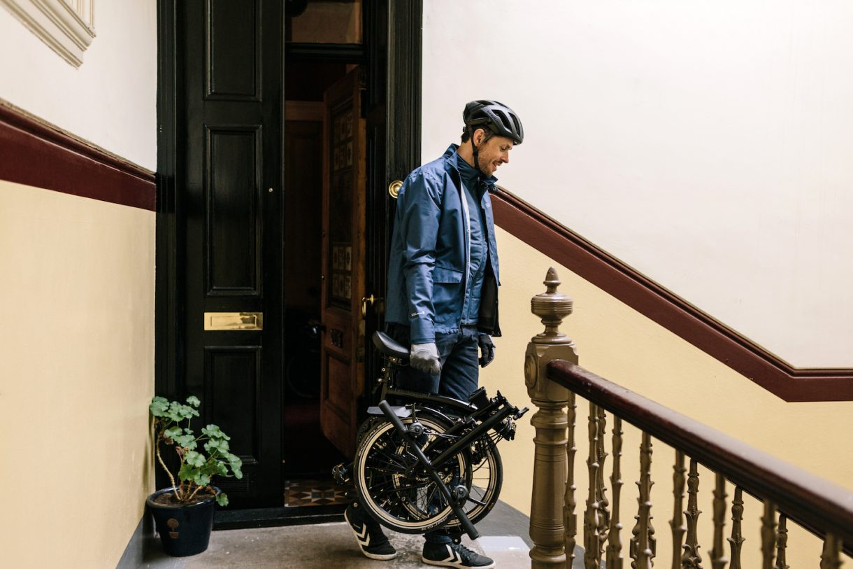 New from Brompton: bags and city clothing collection