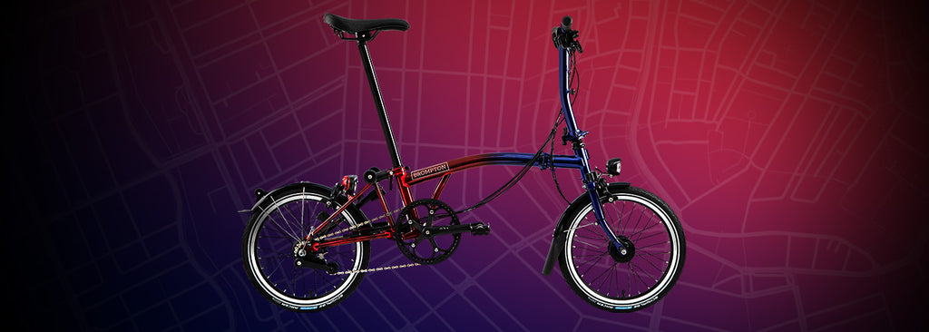 Brompton release its stunning Nine Streets Limited Edition bike
