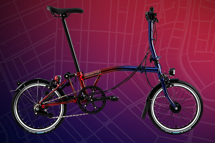 Buy the new Brompton Nine Streets Edition