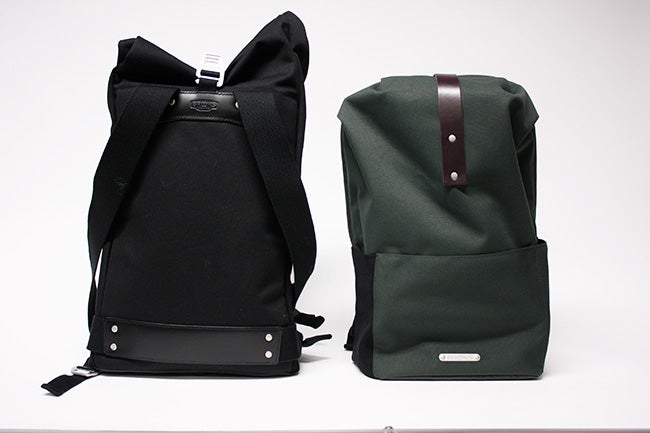 Brooks Hackney Backpack & Dalston Backpack