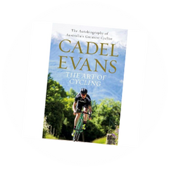 Cadel Evans Book Art of Cycling