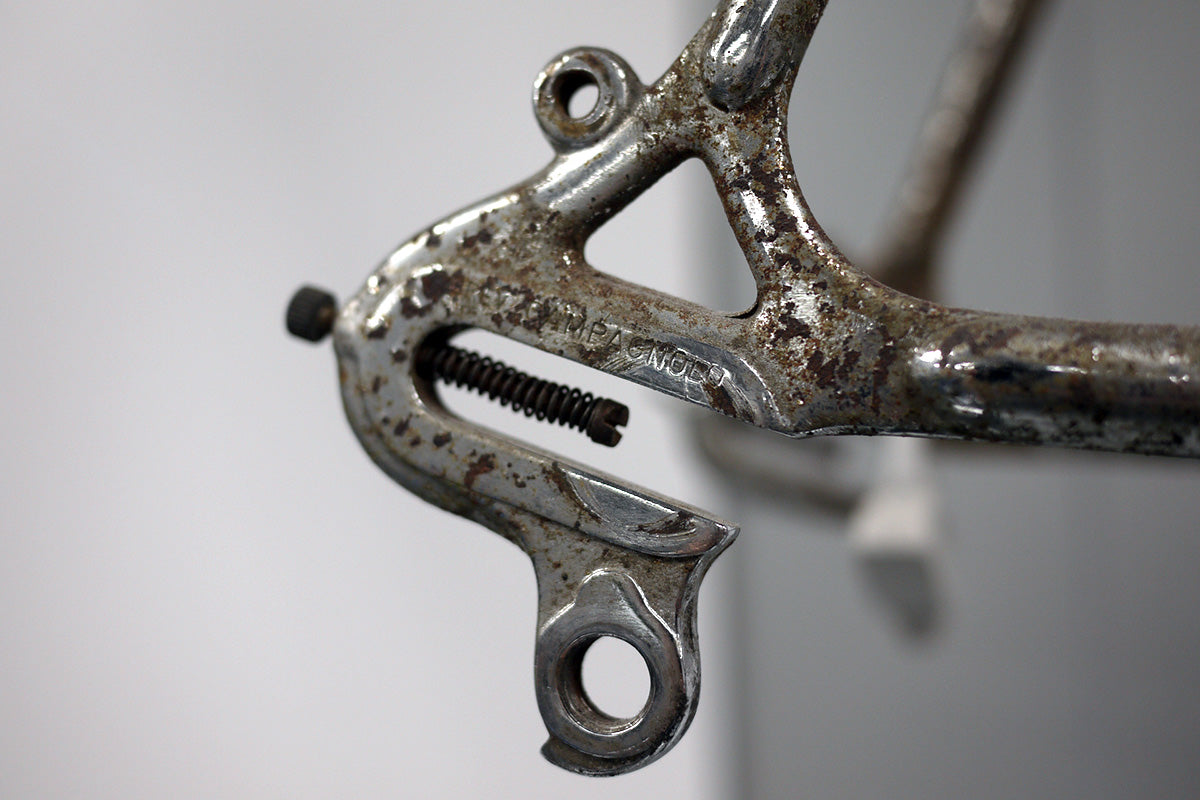Campagnolo stamped dropout