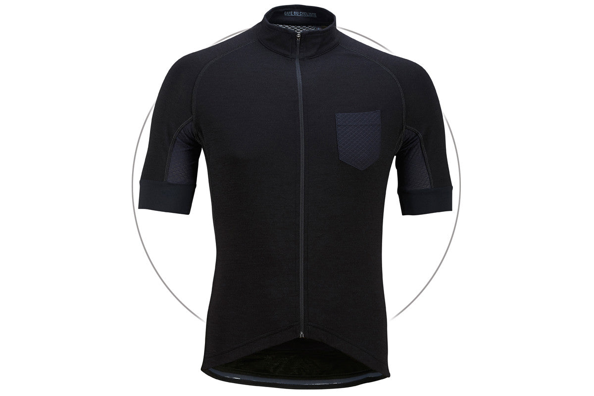Cafe du Cyclist Louise Silk Jersey