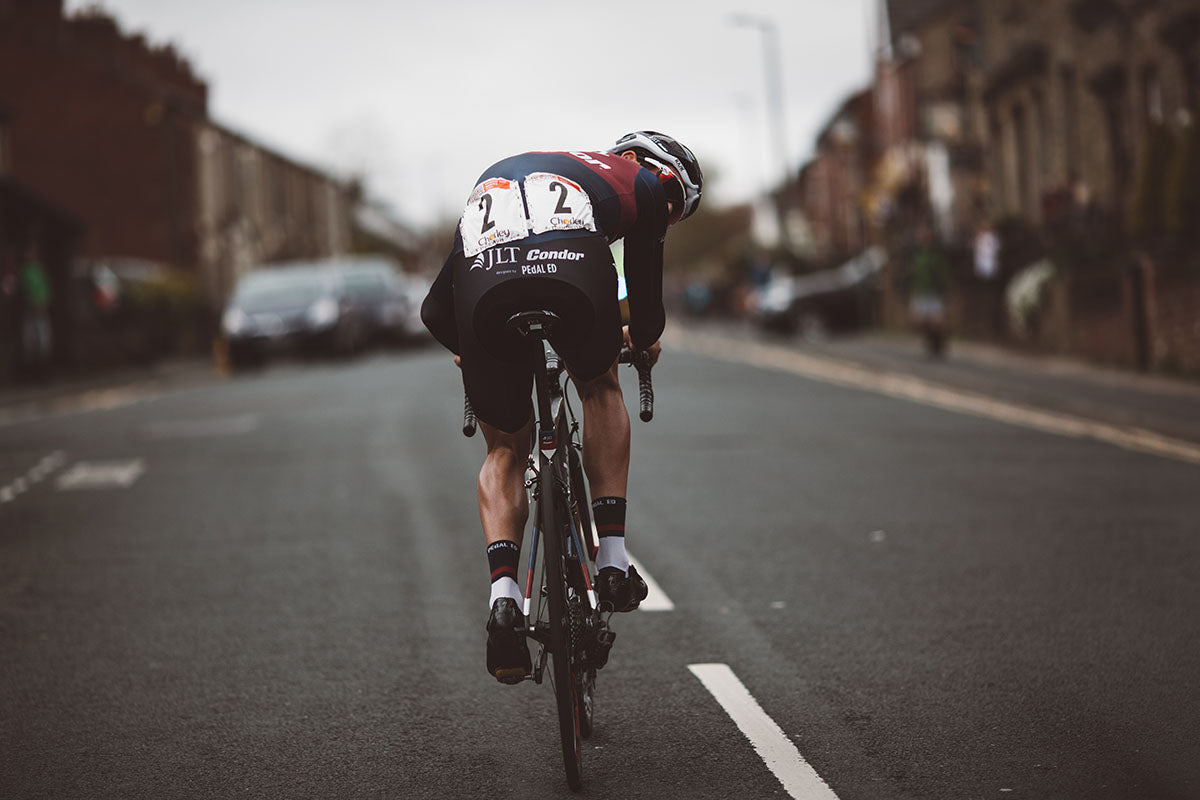 Ian Bibby at the Chorley GP
