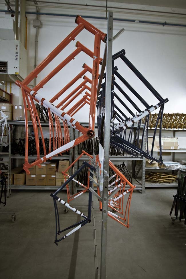 Fratello frames in Condor workshops