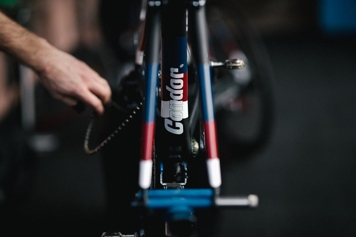 JLT Condor ex-team Leggero available for purchase