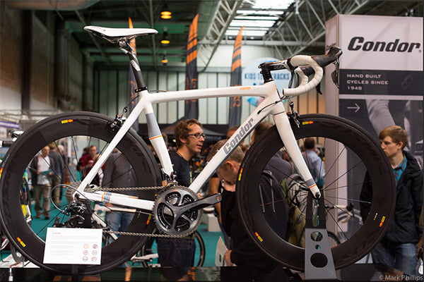 Condor at The Cycle Show