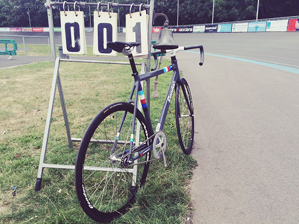 Condor at Herne Hill Velodrome