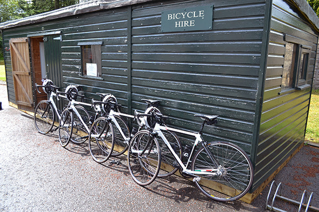 Gleneagles Bicycle Hire