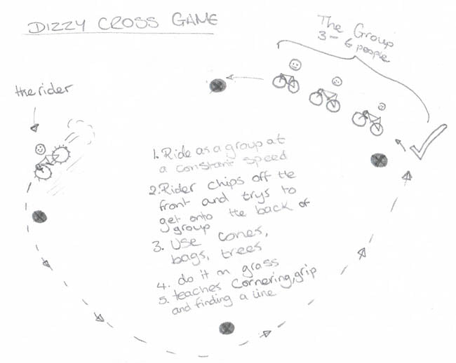 Dizzy Cross Game