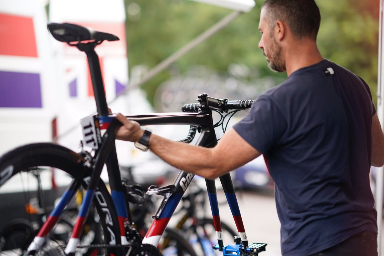 JLT Condor Team bicycles are available for purchase