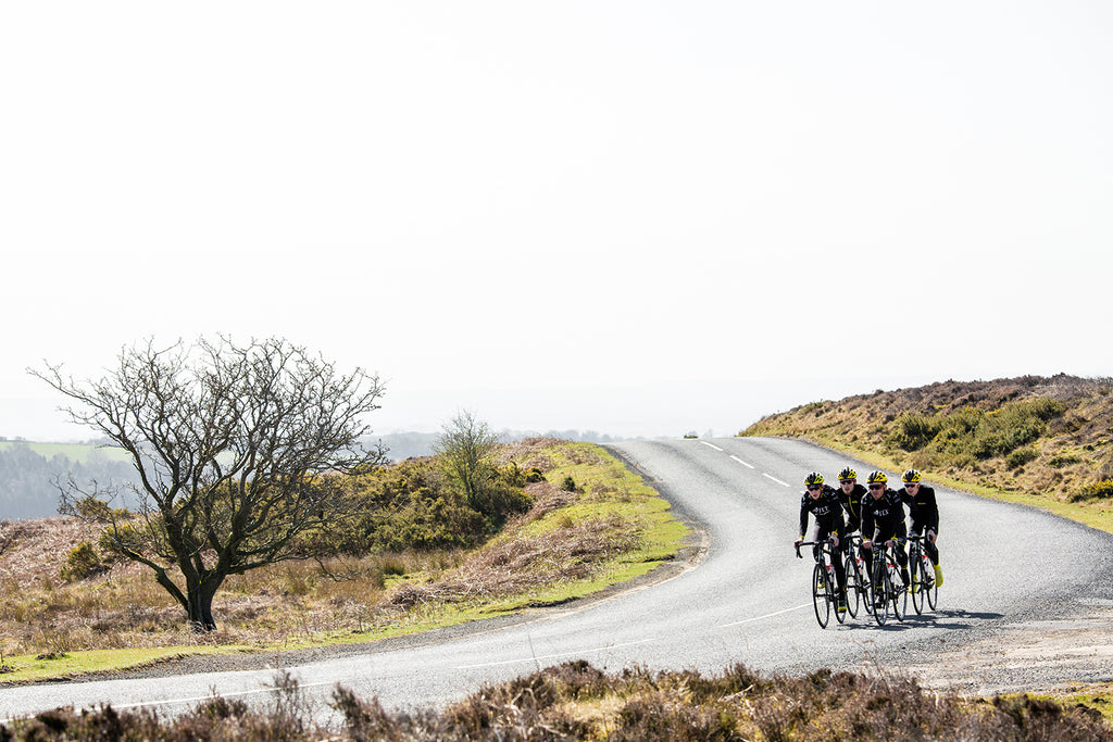 Team JLT Condor in Yorkshire