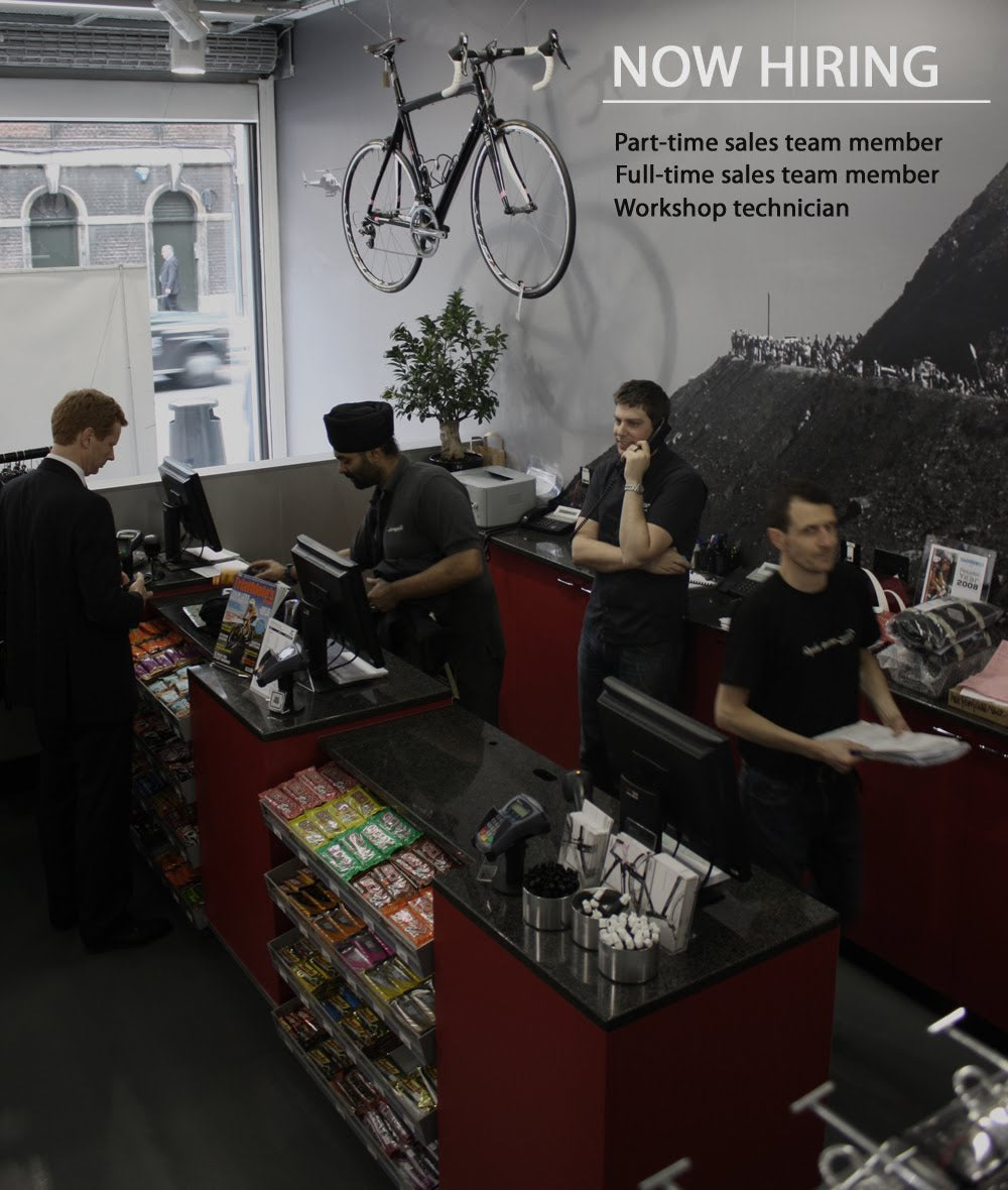 Jobs at Condor Cycles