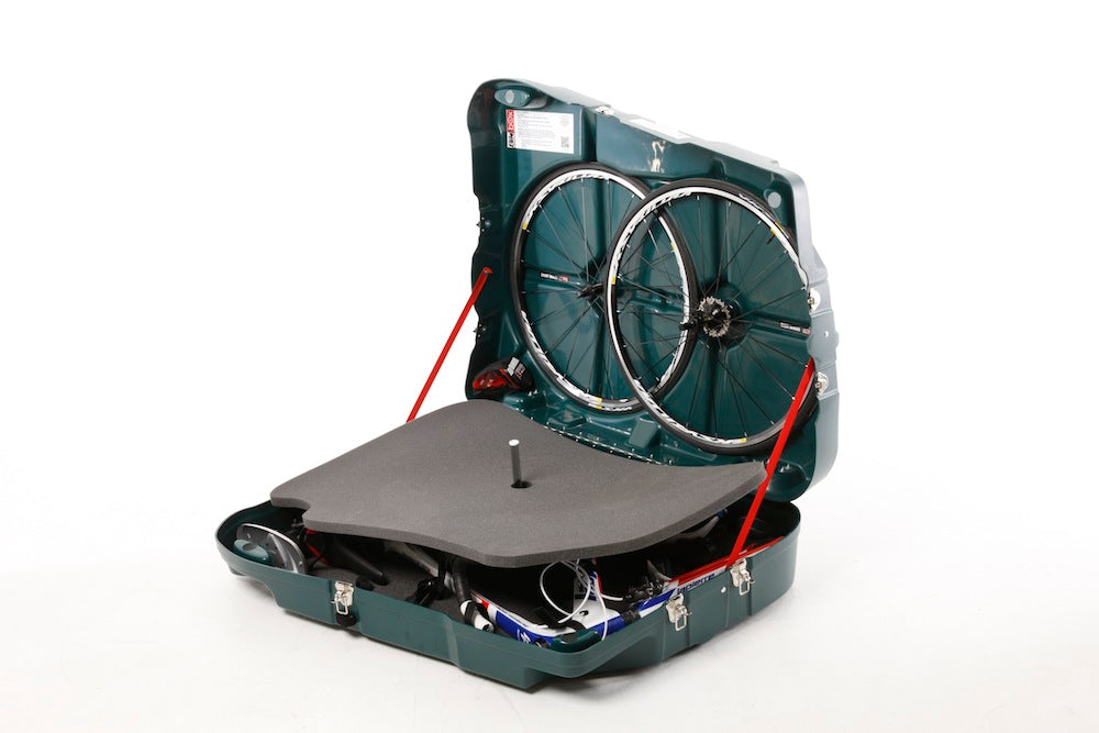 A Bike Box Alan Hard Case for Travel