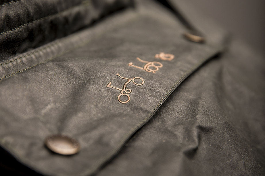 Barbour Merton stitched details. Barbour Newham Waterproof Brompton Jacket 3cc20acc9