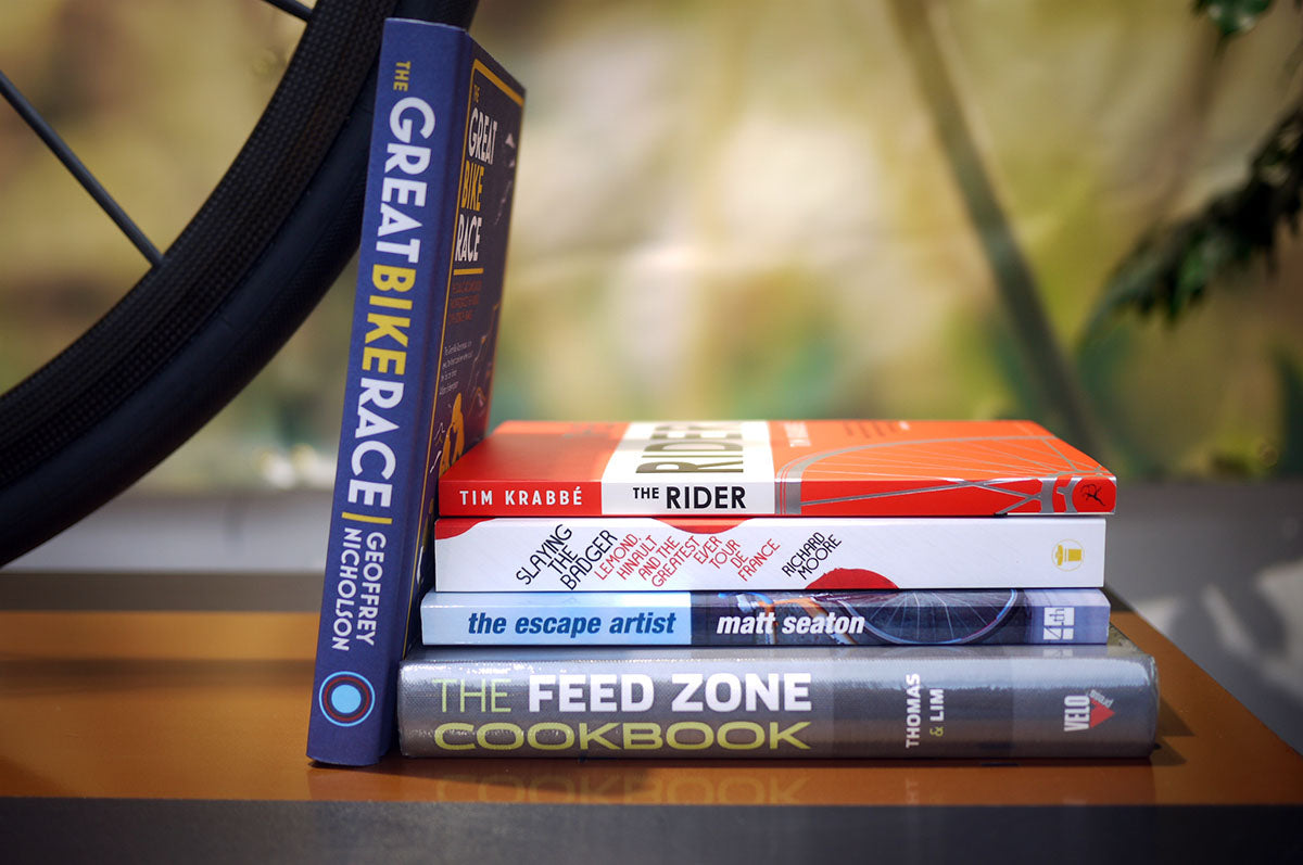 Seven of the best cycling books