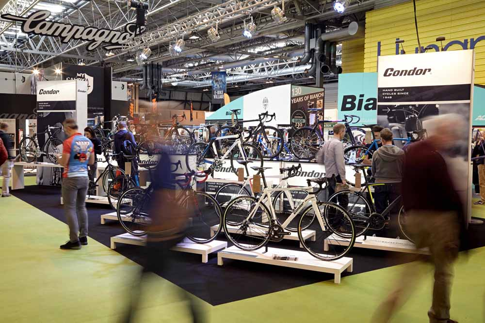 Best things to see at the Cycle Show 2019