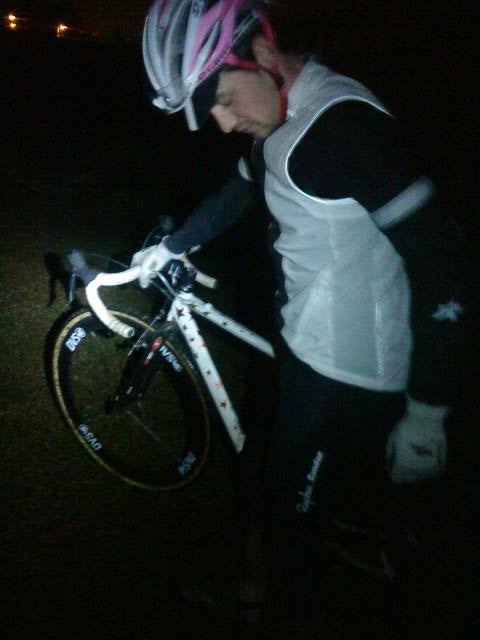 Nocturnal Cross Training for the National Champs