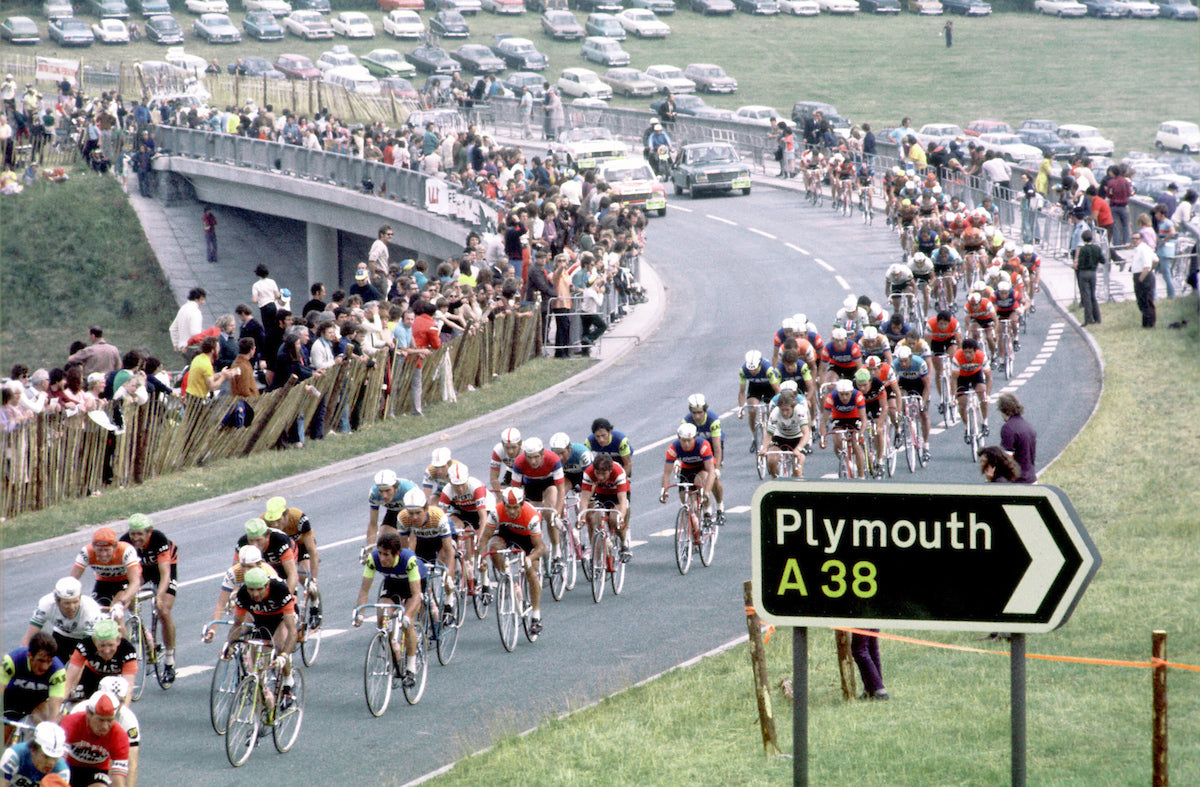 Tour de France - Stage 2 to Plymouth 1974