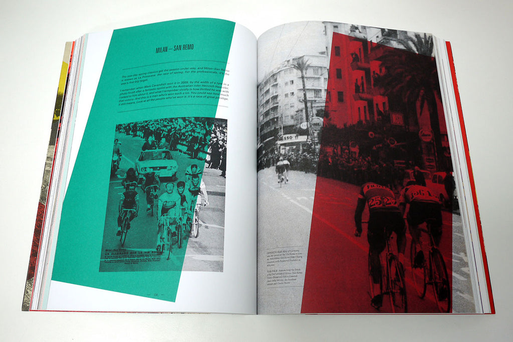 Giro chapter in Paul Smith's Cycling Scrapbook