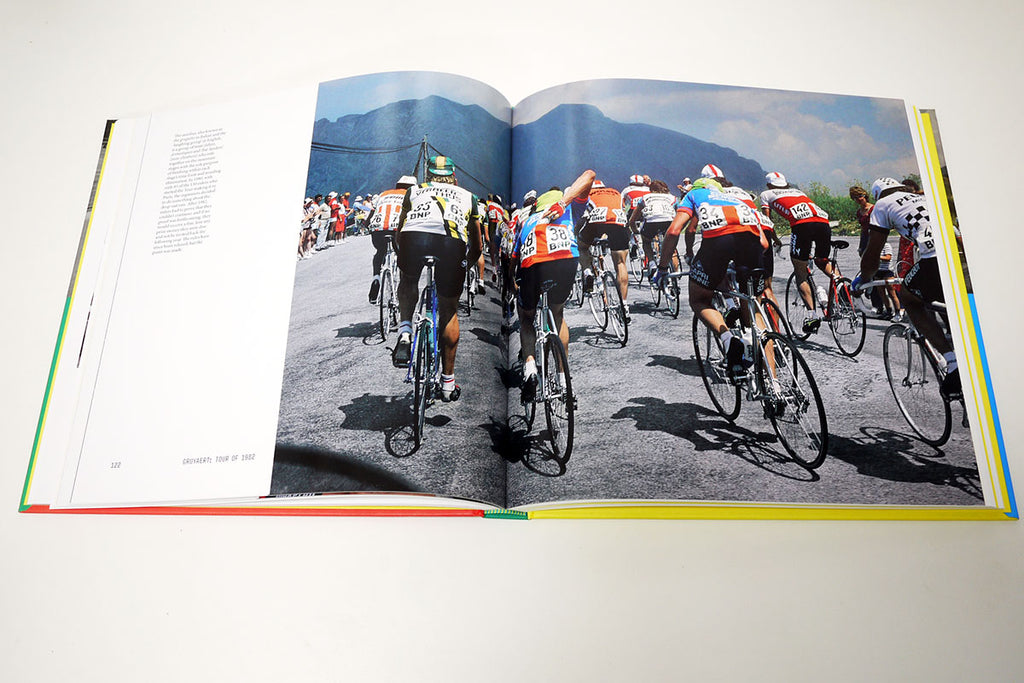 Pages from Magnum Cycling by Guy Andrews