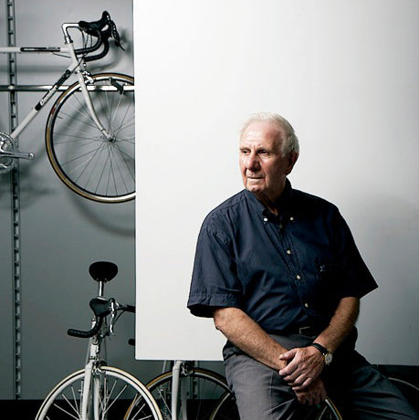 Monty Young at Condor Cycles