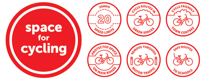 Space for Cycling Campaign