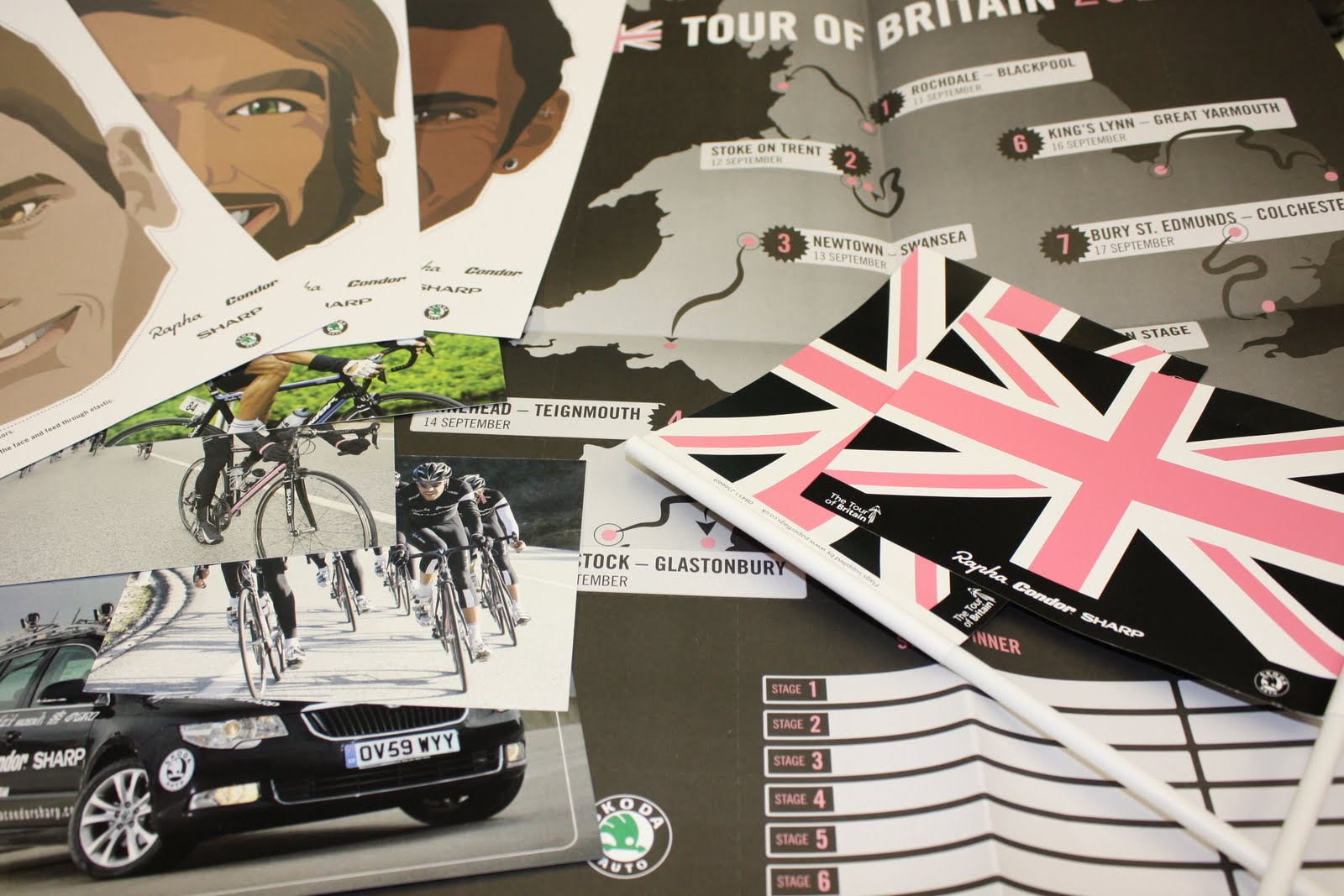 Rapha Condor Sharp - Supporters' Pack