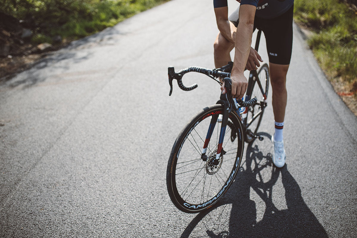 JLT Condor first team to use disc brakes