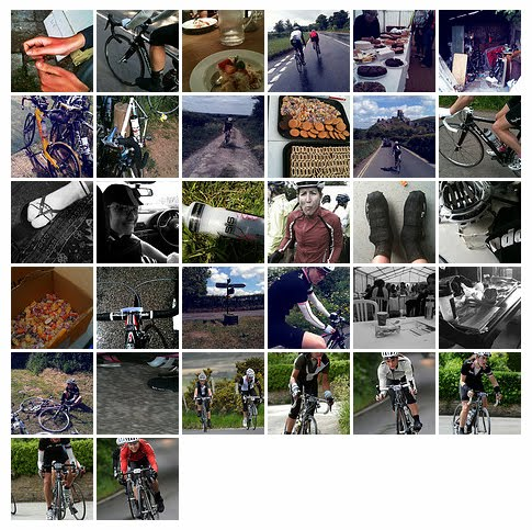 Tour of Wessex Montage