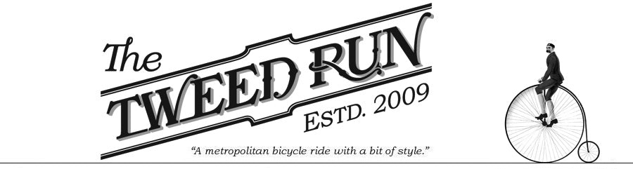 Tweed Run 2010
