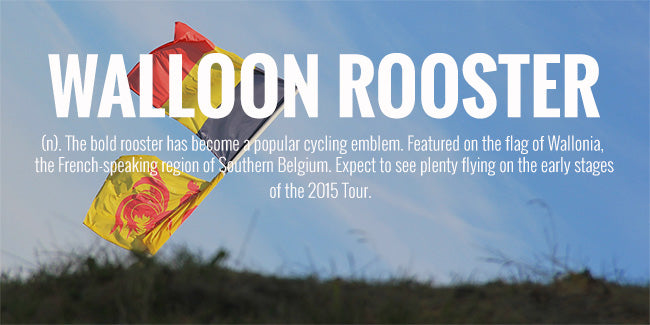 Walloon Rooster