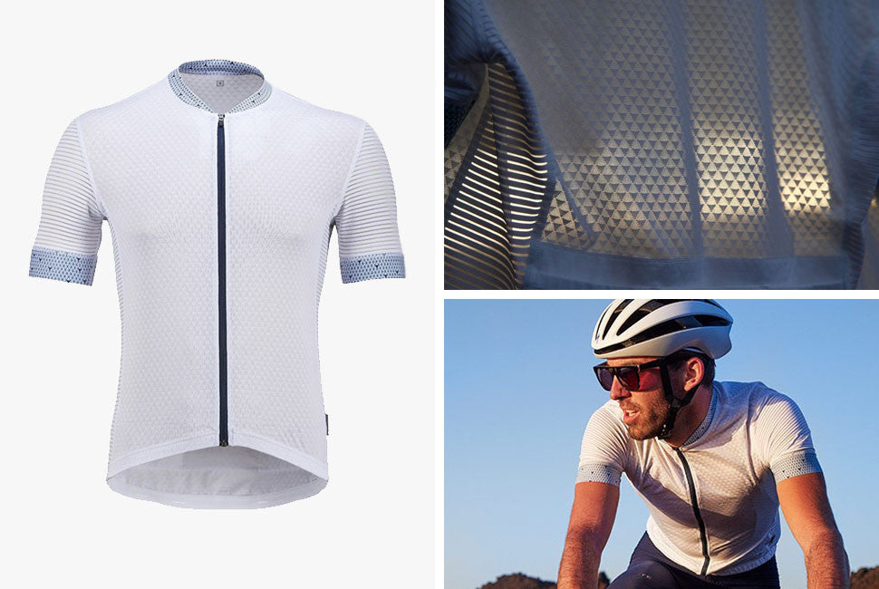 Cafe du Cyclist Michelin Climbers Jersey